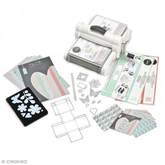 Big Shot Plus Starter Kit - Machine de coupe et accessoires