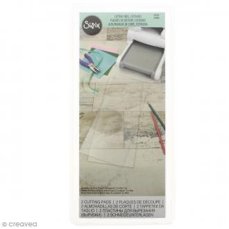 Plaque de découpe Sizzix Rallonge - 37,15 cm x 15,88 cm - 2 pcs