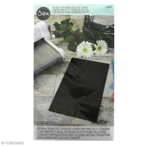 Accessoire pour Big Shot Plus - Tapis de pliage Premium - 38,01 x 22,23 cm - Photo n°1