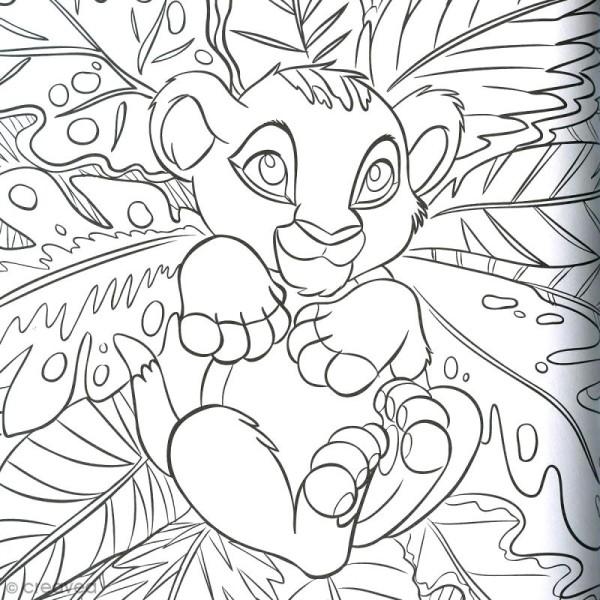 Livre De Coloriage Disney Babies 100 Coloriages Cahier De