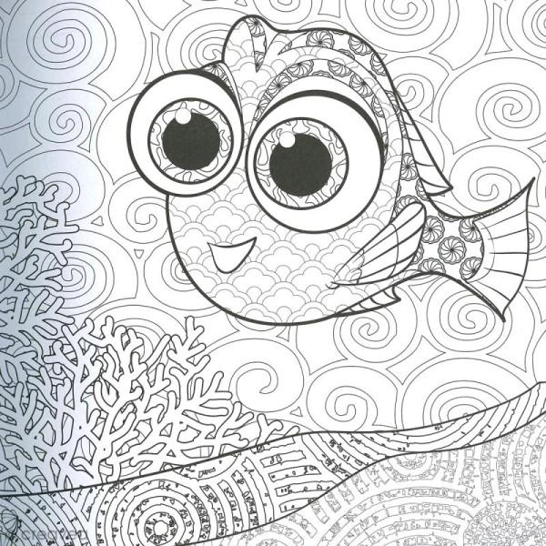 Livre De Coloriage Disney Babies 100 Coloriages Cahier De Coloriage Creavea