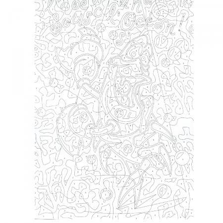 Coloriage Mystere Disney Hachette Laborde Yves