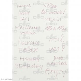 Feuille Magic Paper Custom By Me - Messages Positifs - A4 - 1 pce