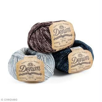 Fil DMC Natura Denim - 50 gr