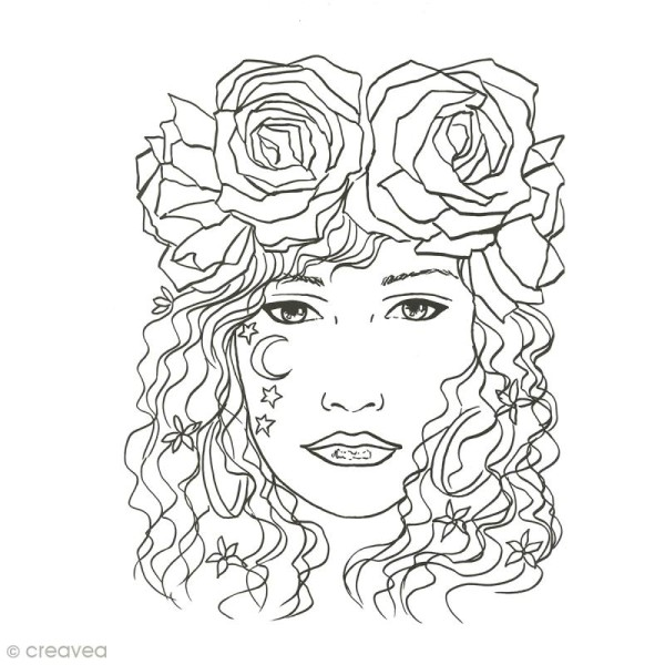 Cahier de coloriage - Coloriage Pop - 29,6 x 20,8 cm - Photo n°3
