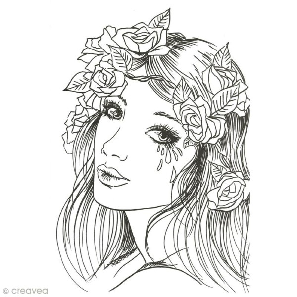 Cahier de coloriage - Coloriage Pop - 29,6 x 20,8 cm - Photo n°4