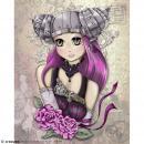 Image 3D Manga - Girly Steampunk - 24 x 30 cm - Photo n°1