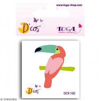Die D'co - Toucan - 1 matrice de découpe