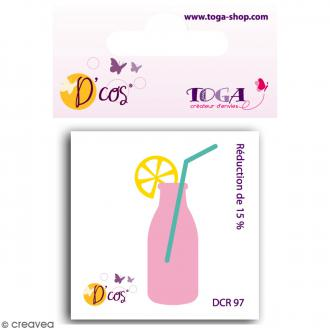 Die D'co - Limonade - 1 matrice de découpe