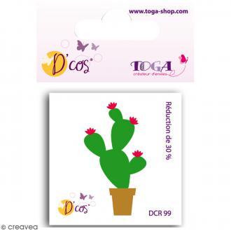 Die D'co - Cactus - 1 matrice de découpe