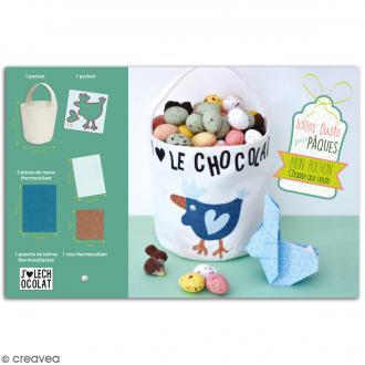 Kit Pochon en coton - Chasse aux oeufs