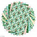 Papier scrapbooking Toga - Color Factory - Jungle - 48 feuilles en A4 - Photo n°2