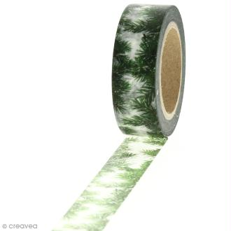 Masking tape - Jungle - 1,5 cm x 10 m