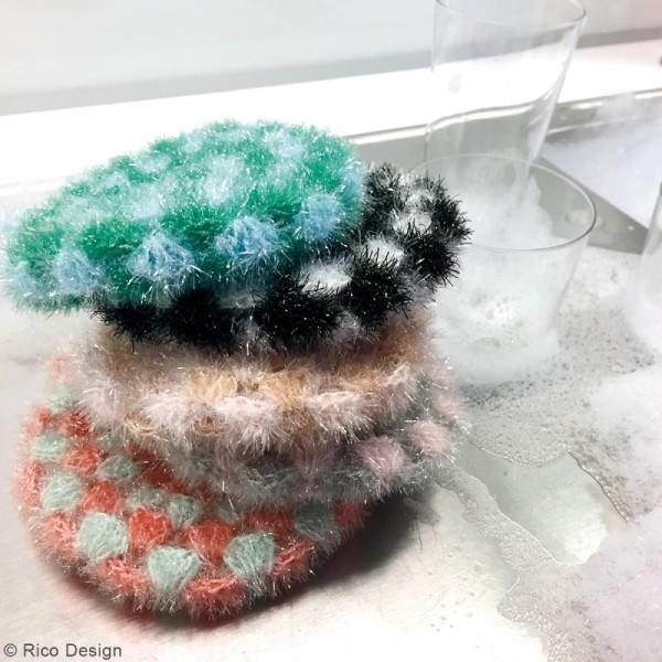 Livre Creative Bubble Eponges à crocheter - Thème Funny - 21 x 24 cm - Photo n°3