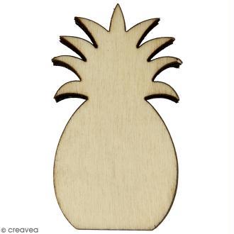 Porte-nom Ananas - 5 cm - 3 pcs