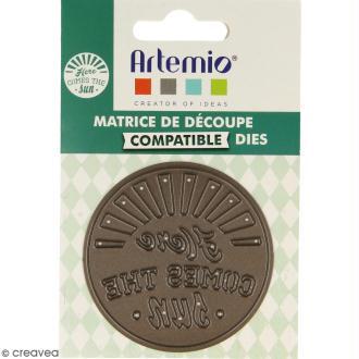 Die Artemio Sweet Memories Sun - 1 matrice de découpe