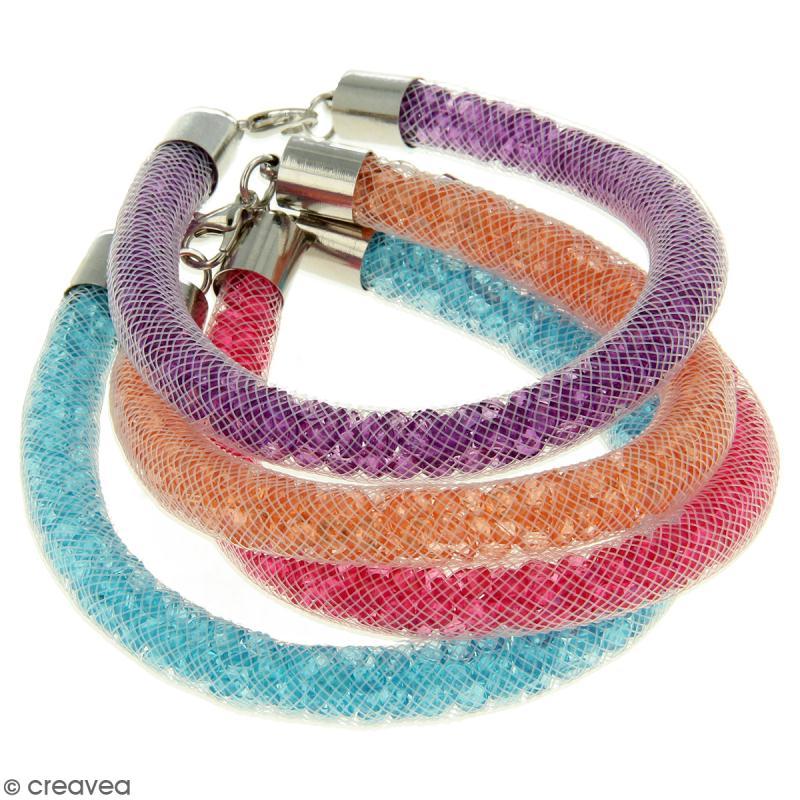 Kit bracelets à perles Artemio - 4 pcs - Photo n°6
