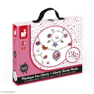 Coffret créatif bijoux Plastique Fou - Liberty