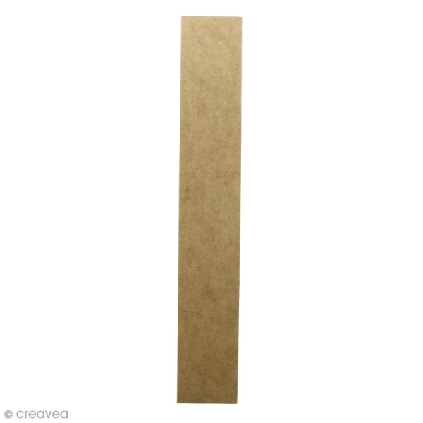 Lettre en bois géante 50 cm - I - Photo n°1
