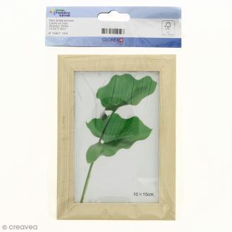 Cadre en bois - 12,6 x 17,6 cm