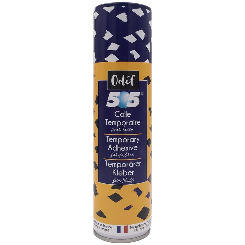 Adhésif temporaire pour tissu et papier 505 - 500 ml - Photo n°1