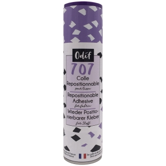 Colle repositionnable pour tissu 707 - 250 ml