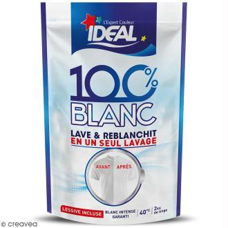 Reblanchisseur Idéal 100% blanc