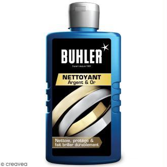 Nettoyant Buhler - Argent et Or - 150 ml