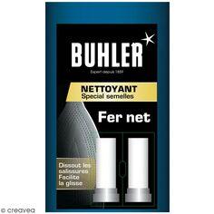 Nettoyant pour semelles Buhler Special - Just iron - 2 bâtons