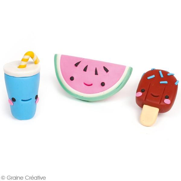 Coffret Patagom - Fruits et Gourmandises - 14 pcs - Photo n°2
