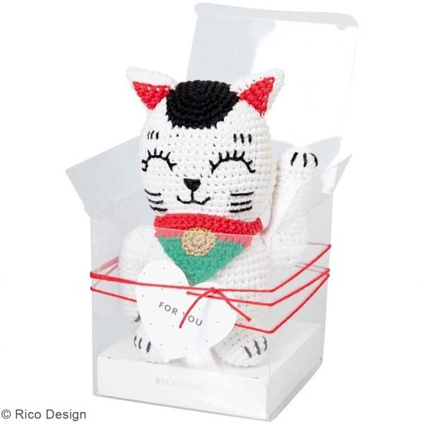 Kit crochet Ricorumi - Maneki Neko - Photo n°3