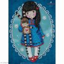 Sequin Art - Gorjuss Hush Little Bunny - Tableau 25 x 34 cm - Photo n°1