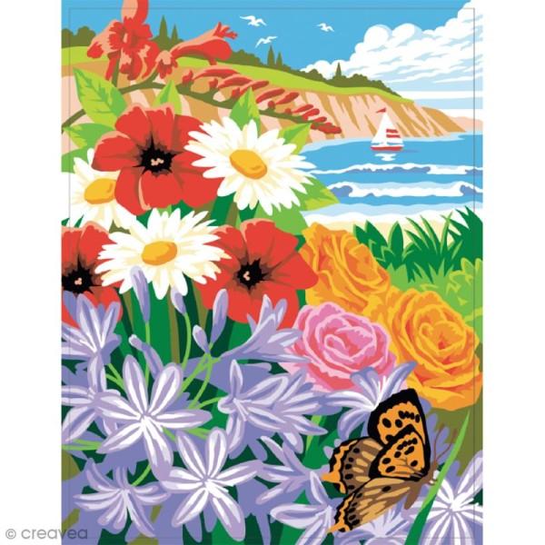 Coffret peinture au numéro - Les 4 saisons - 4 peintures - Photo n°5