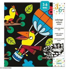 Coffret Coloriage Acheter Kit Coloriage Au Meilleur Prix Creavea