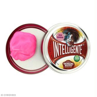 Pâte intelligente - Rose bonbon