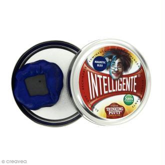 Pâte intelligente - Magnetic Bleu