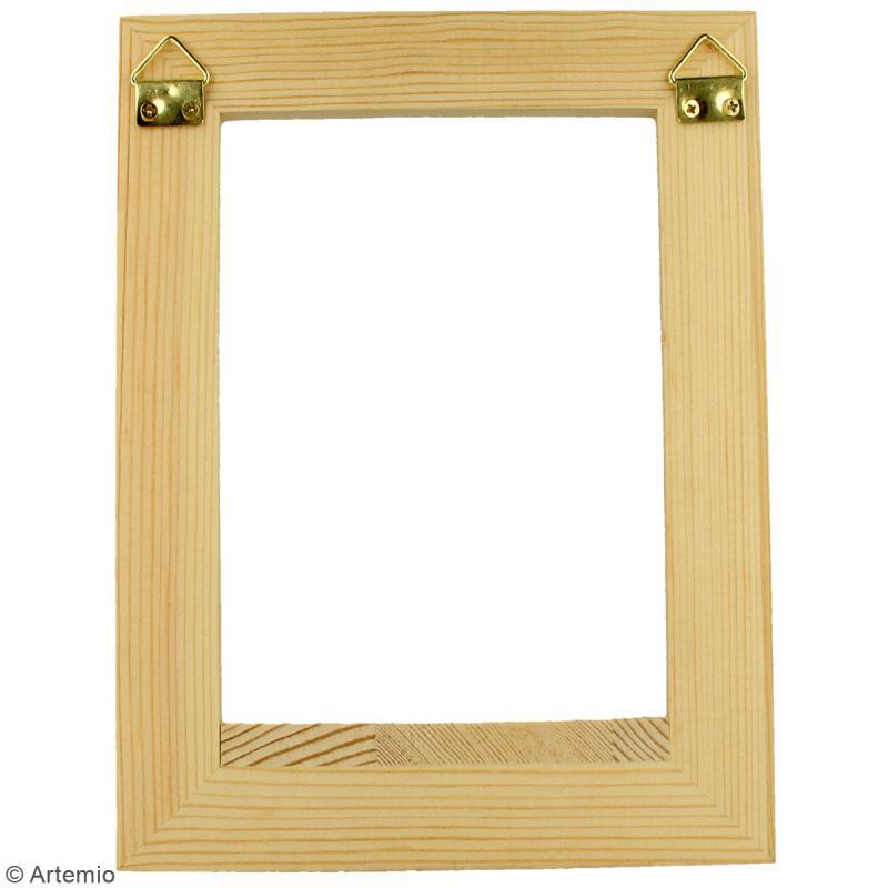 Cadre étagère en bois - 20 x 15 x 10 cm - 2 pcs - Photo n°6