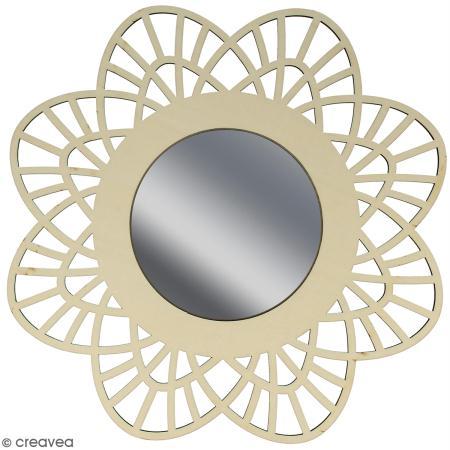 Miroir ajour d corer dentelle 28 cm miroir for Miroir au metre