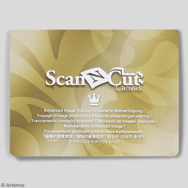 Accessoire Scan'n'Cut Canvas - Pack Premium 1 - 125 motifs - Photo n°4