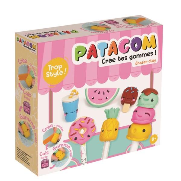 Coffret Patagom Gourmandises Sweet Créer Vos Propres Gommes - Photo n°1