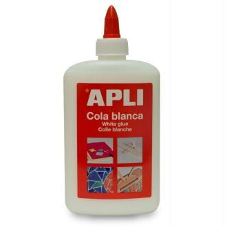 Colle blanche APLI - 250 Gr