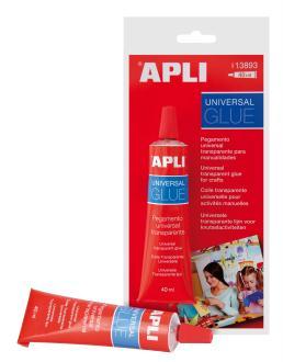 Glue universelle APLI - 40 Gr