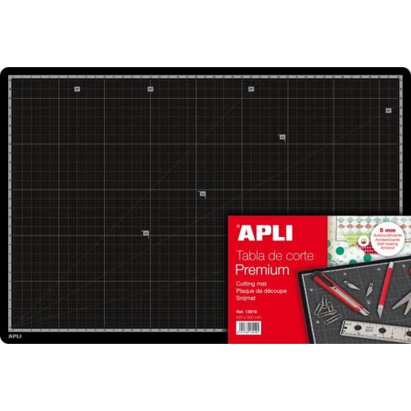 Tapis de découpe auto-cicatrisant APLI - 30 x 45 cm - Photo n°1