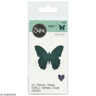 Matrice Sizzix Thinlits - Papillon - 1 pce