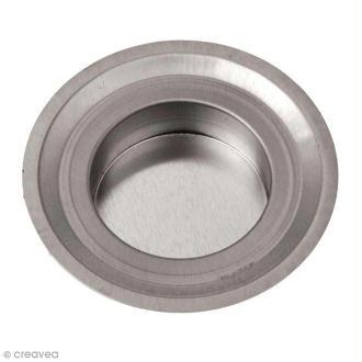 Insert bougie à réchaud 7 cm pour Mason Jar