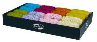 Raphia synthétique - Tendance Maildor - Oeuf 16 mm x 20 m