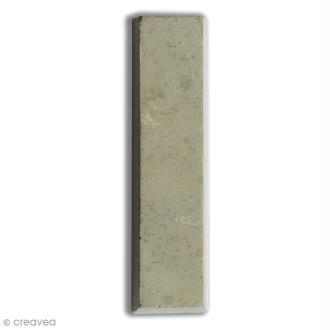 Lettre béton I - 7,5 cm