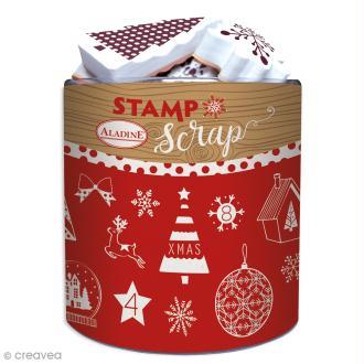 Kit de 35 tampons Stampo - Noël