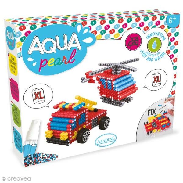 Coffret Aqua Pearl - Camion Pompier - Photo n°1