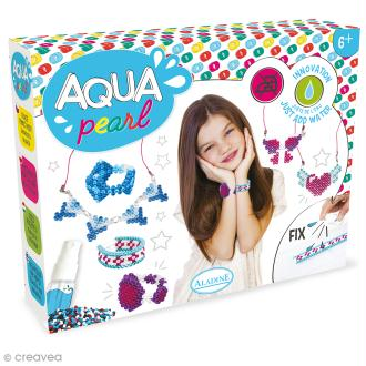 Coffret Aqua Pearl - Je fais mes bijoux